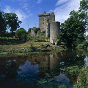 blarney-castle-and-rock, ireland