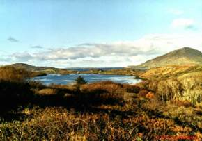 connemara-national-park, ireland