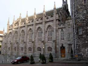 attractions-The-Chapel-Royal-Dublin-Ireland