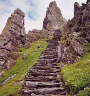 skellig-michael, ireland