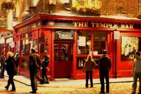 Temple Bar Area, Ireland