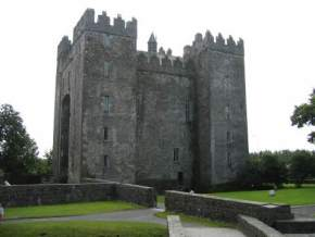 bunratty-castle-and-folk-park, ireland