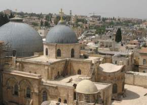 attractions-Jerusalem-Church-of-the-Holy-Sepulcher-Israel