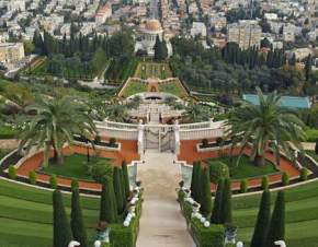 haifa-bahai-shrine-persian-gardens, israel