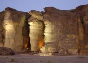timna-park-solomons-pillars, israel