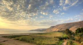 sea-of-galilee-lake-kineret, israel
