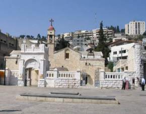 attractions-Nazareth-Israel