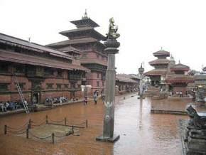 durbar-square, nepal