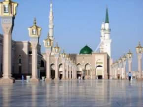 al-masjid-al-nabawi, saudi-arabia