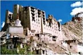 leh-palace, ladakh