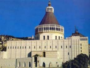 nazareth-church-of-the-annunciation, israel
