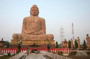 great-buddha-statue, bodh-gaya