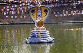 muchalinda-lake, bodh-gaya