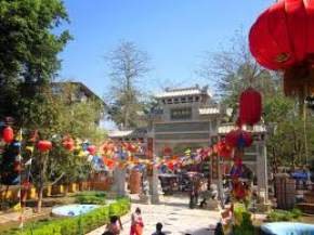 chinese-temple, bodh-gaya
