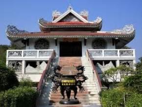 vietnamese-temple, bodh-gaya