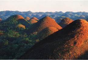 chocolate-hills, philippines