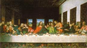 the-last-supper, italy