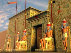 luxor-temple, egypt