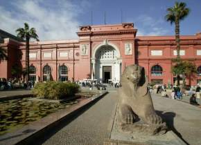 Egyptian Museum Cairo, Egypt