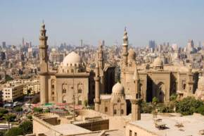 old-cairo, egypt