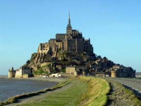 abbaye-du-mont-saint-michel, france