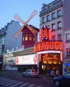 moulin-rouge, france