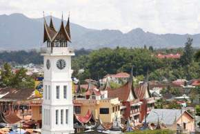 bukittinggi, indonesia