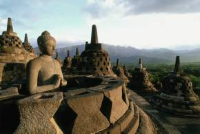 borobudur-temple, indonesia
