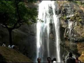 vaideki-waterfalls, coimbatore