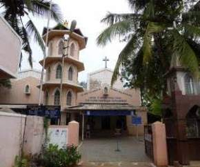 infant-jesus-church, coimbatore