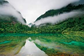 jiuzhaigou-national-park, china