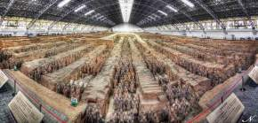 terra-cotta-warriors, china