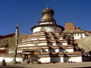 gyantse-china