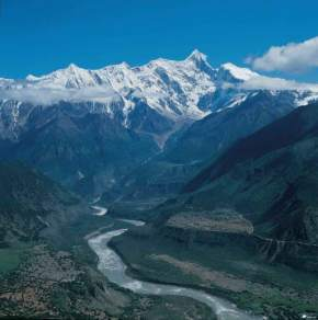 yarlung-valley, china
