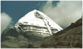 Mt Kailash, China
