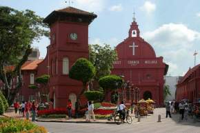 attractions-Malacca-Malaysia