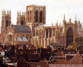 york-minster, united-kingdom