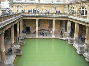the-roman-baths, united-kingdom