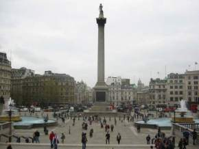 trafalgar-square, united-kingdom