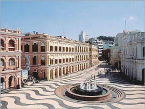historic-centre, macau