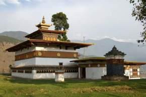 chimi-lhakhang, bhutan
