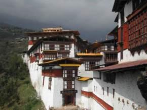 trongsa-dzong, bhutan