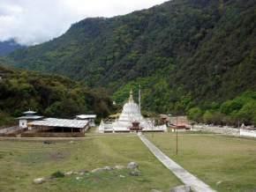 tashiyangtse, bhutan