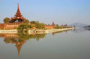 mandalay-palace, myanmar