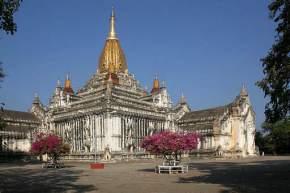 ananda-temple, myanmar