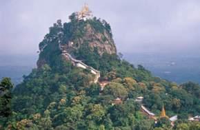 mount-popa, myanmar