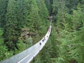 capilano-suspension-bridge, canada
