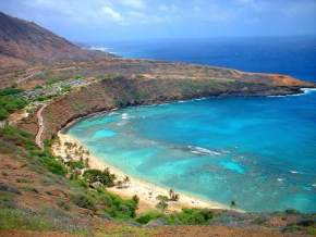 hanauma-bay, hawaii