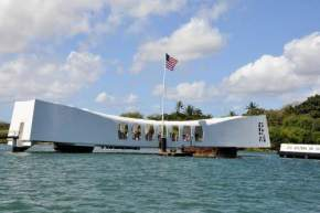 uss-arizona-memorial, hawaii