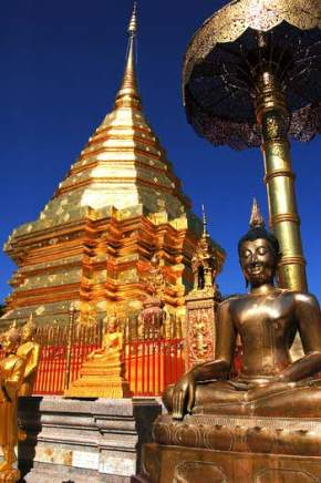 attractions-Doi-Suthep-Chiang-Mai-Thailand